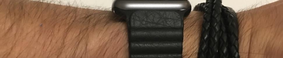 gt0616 - neues Arbeitswerkzeug - Apple Leather Loop