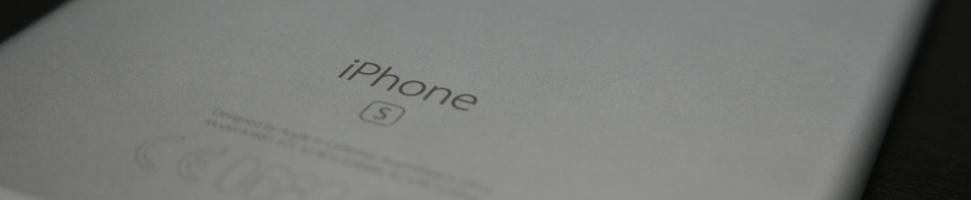 gt0616 - neues Arbeitswerkzeug - Apple iPhone 6S Plus