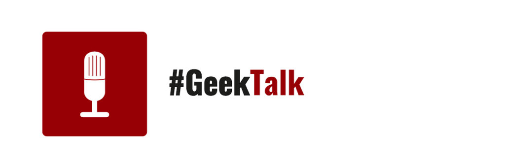#GeekTalk Label