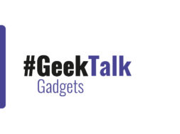 #GeekTalk Gadget Label