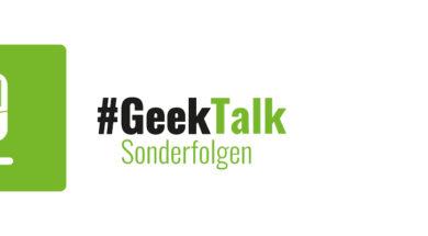 #GeekTalk Podcast – Sonderfolgen Label