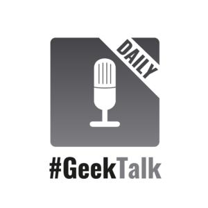 #GeekTalk Daily Logo