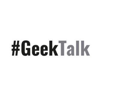 #GeekTalk Daily Label
