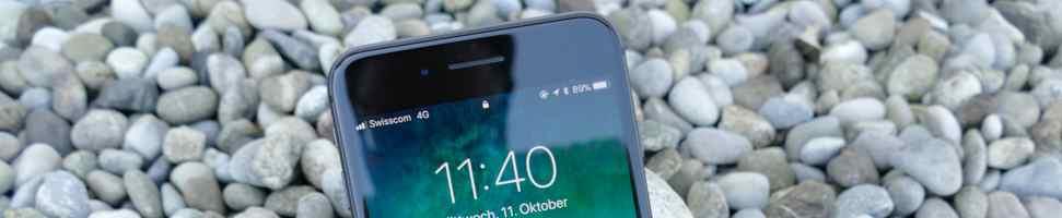 iPhone 8 Plus - Slider